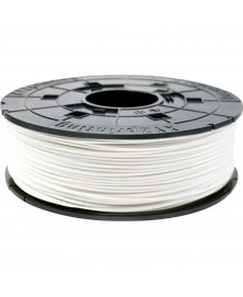 CARTRIDGE FILAMENT TPE FLEXIBLE BLANC